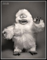 Abominable Snowman by eccoarts