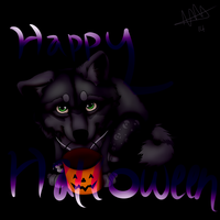 Happy Halloween by xFatedDestinyx