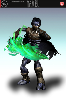 Raziel For Brawl (AVAILABLE NOW!) by kironohasama