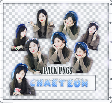 /// Pack render #161 /// Chaeyeon - DIA by Cold-Team