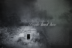 People lived here by xXLilly