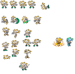 Jake sprites V1 by LUIGIFAN222