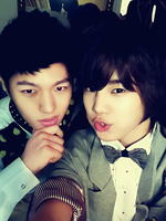 Hyung, when was this ? by SungJong1993
