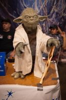Yoda by QueenSheba24