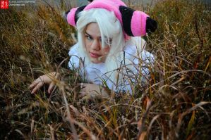 Lurking in the Tall Grass by dust-bunny