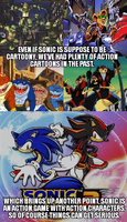 Action Cartoons by Psyco-The-Frog