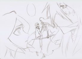 BE BY MY SIDE...RUKIA by KidRou