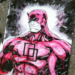 Daredevil by DamageArts