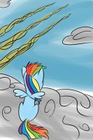 Love at First Flight by TerribleTransit