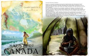 the natives canadian by Nardius