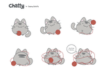 Chatty #08 by Daieny