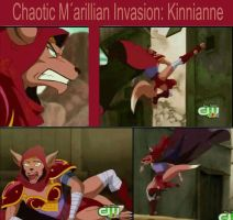 Chaotic Kinnianne 3 by Dralam