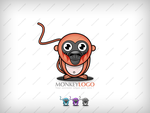 monkey logo by firmacomdesign