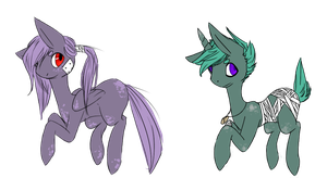 PONY ADOPTS :OPEN: by AnonymousPhoenix