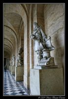 Versailles Palace I by sarabcmadrid