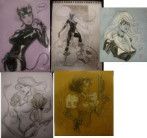 Sketches from Boston by MichaelDooney