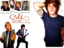 Caleb from FTSK by gahhstar