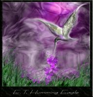 E.T. Humming Eagle by zorchmedia