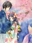 Cherry blossom romance by aloespica109