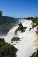 Iguazu waterfalls 3 by LLukeBE