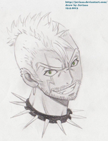 Laxus PuNk by Juviaaa