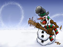 EViL FRoSTY by MR-PHiLL