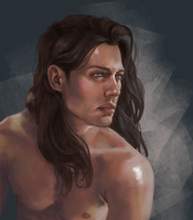 Yvad Trevelyan by perditionxroad