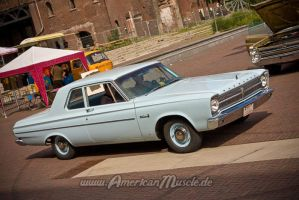 Plymouth Belvedere I by AmericanMuscle