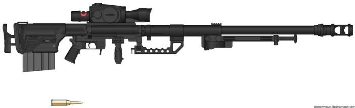 anti material rifle by ace6791