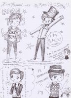 Kurt Hummel Was Born This Way by kawaiisweetie-chan