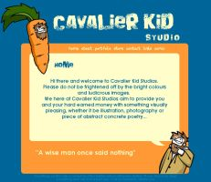 Cavalier Kid Studios by True-Believer