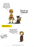 aph: parabnormal halloween by MieKuning