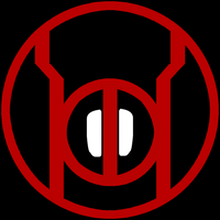 Red Lantern Deadpool by BornAnimeFreak
