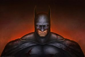 Batman by Timskoglund