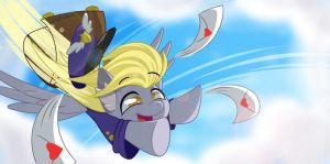 Special Delivery by dashieHD
