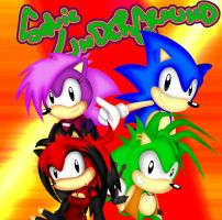Sonic Underground - contest by Gie