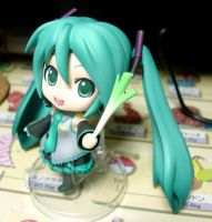 Miku nendoroid by Alfred-is-dead