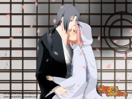 HCB cover :ItaSaku wedding by annria2002