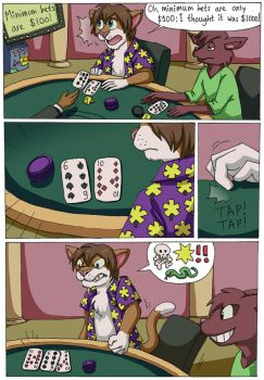 gambler's remorse by sushy00