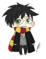 I Am Harry Potter by KariKurai