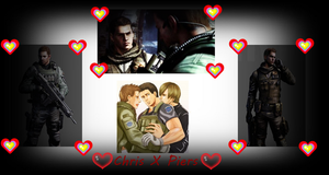 Chris X Piers by cellamare