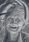 Old woman by mckan1