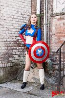 Captain America's Mighty Shield by mikomiscostumedworld