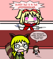 Tobi Plays-Little Red Riding Hood's Wolf by TobiObito4ever