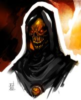 Grim Reaper by TheRisingSoul