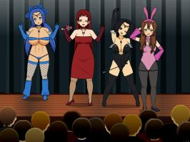 lucy frist night at doc mindtaker club by hunter4545
