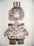 Wall-E.T.-Pain by siraudio