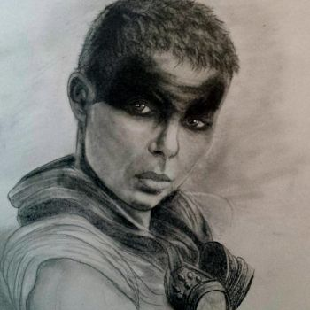 Imerator Furiosa of Mad Max by juanma8585
