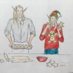Baking elves 3 by mintdr