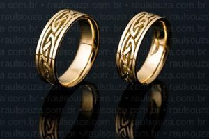 Celtic Wedding Rings by raulsouza